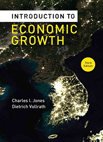 [(Introduction to Economic Growth)] [By (author) Charles I. Jones ] published on (March, 2013)