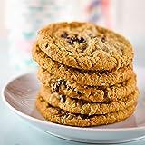 CSM Frozen Readibake Oat & Raisin Cookies - 90x50g