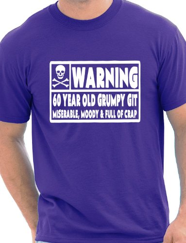 60-year-old-git-mens-funny-60th-birthday-gift-fathers-day-t-shirt-unisex-large-purple