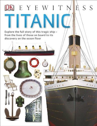 Titanic (Eyewitness) por DK