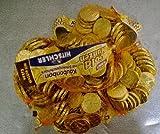 Hitschler Schoko-Goldmünzen 5 x 150g. Netze