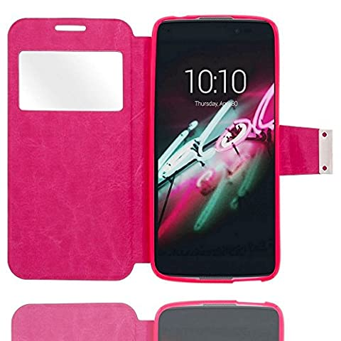 Access-Discount - Etui Housse ALCATEL ONE TOUCH IDOL 3 4.7