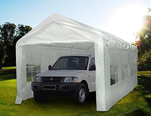 carport zelt alternative zu carport und garage tipps und. Black Bedroom Furniture Sets. Home Design Ideas