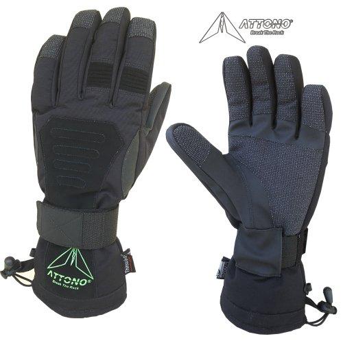 Snowboardhandschuhe von ATTONO Snowboard Ski Carving Aramid Handschuhe