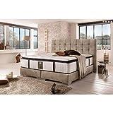Sofa Dreams Design Boxspringbett Arizona 180x200 - Auch Andere Größen verfügbar