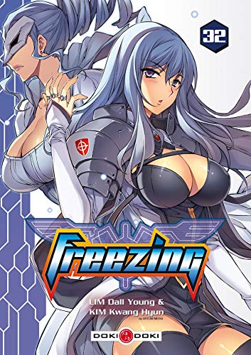 Freezing Edition simple Tome 32
