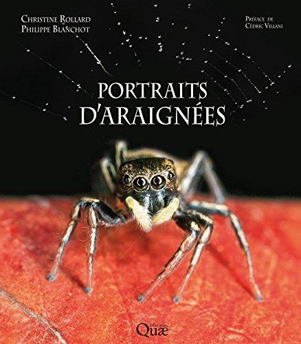 Portraits d'araignées (Beaux livres) par Philippe Blanchot