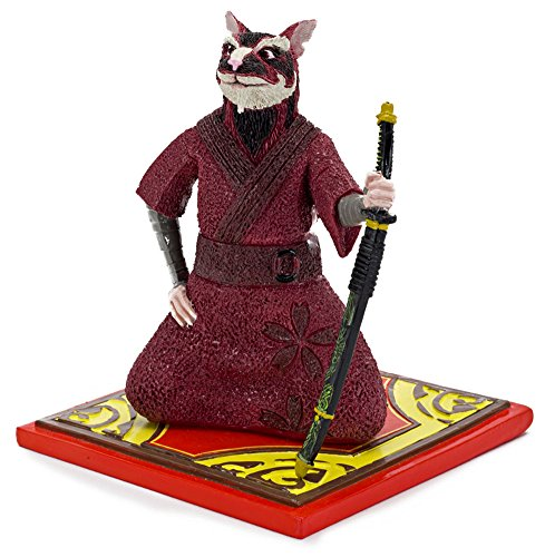 Penn-plax Teenage Mutant Ninja Turtles Master Splinter Aquarium Ornament, Mini