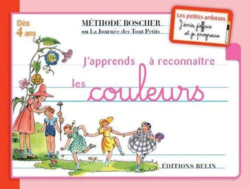 Ardoises Boscher - Les couleurs