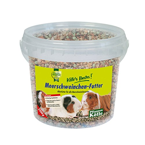 Kölle\'s Beste Meerschweinchen-Futter, 2,2 kg