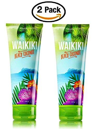 Bath And Body Works 0795525284485 Waikiki Beach Coconut