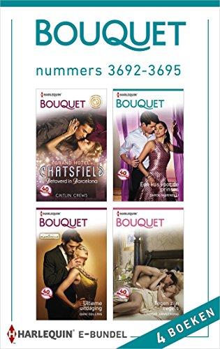bouquet e bundel nummers 3692 3695 4 in 1