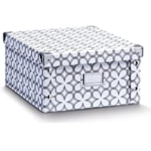 Amazon.fr : boite rangement carton - Zeller