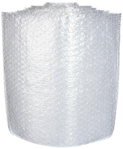 50Fuß Bubble Polsterung Wrap Rolle, 3/40,6cm (klein) Bubbles, 30,5cm breit, Alle 30,5cm perforiert