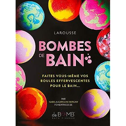 Bombes de bain: Faites vous-même vos boules effervescentes pour le bain !