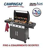 Altigasi Barbecue A Gas GPL Oppure METANO Sistema Dual Gas 4 Series Classic LS...