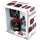 ABYstyle - Star Wars - 29cl Glass Pack + Coaster + Nuova Mini Mug Dark Vader
