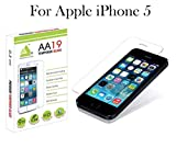 Apple iPhone 5s / 5SE/ 5C/ 5 Tempered Glass Screen Guard Protector By AA19