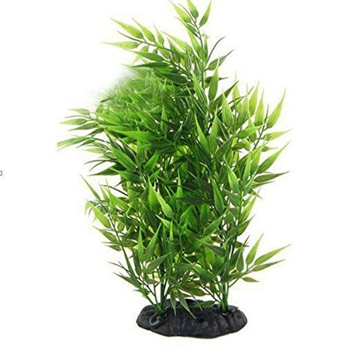 Künstliche Simulation Pflanzen für Fish Tank Aquarium,22cm (Aquarium Künstliche)