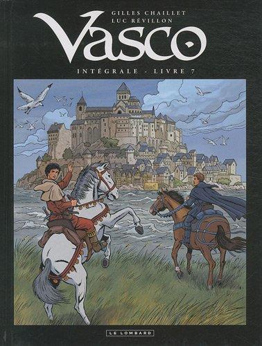 Vasco (Intégrale) - tome 7 - Vasco - Intégrale
