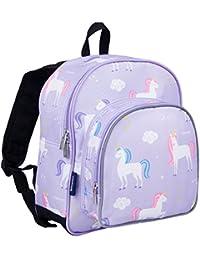 Preisvergleich für Wildkin Purple Unicorn Toddler Backpack Kinder-Rucksack, 30 cm, 2.5 liters, Violett (Purple)
