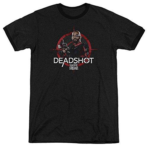 Suicide Squad -  T-shirt - Uomo Black