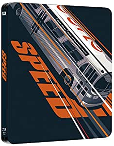 Speed - Steelbook  ( Blu Ray)