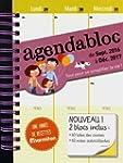 Agenda familial 2017 - S'organiser n'...