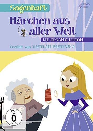 erzählt von Bastian Pastewka (Geschenkedition) (4 DVDs)