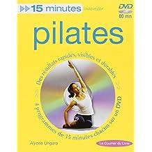 Pilates (1DVD) (15 minutes par/chaque jour)