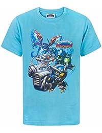 Skylanders - T-shirt à manches courtes - Garçon