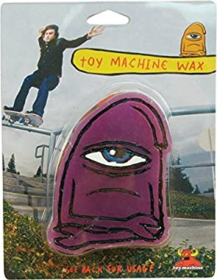 Toy Machine Transmissionator Purple Skate Wax by Toy Machine