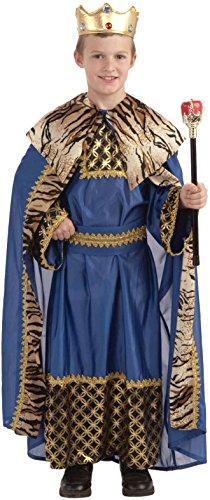 87-L Large Boys Deluxe King of the Kingdom Kost-m (Forum Boys Kostüme)