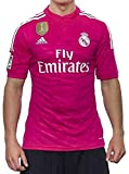 Adidas Trainingstrikots Real Madrid Away Replica 2014-2015 (Pink/White, XXL)