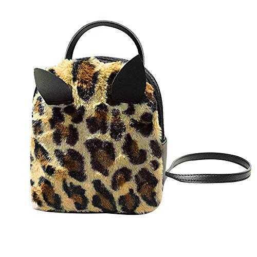 holitie Niedliche Schulkind Satchel Rucksack Handtaschen Geldbörsen Rucksack Tasche der Kinder Multifunktionale Schultertasche