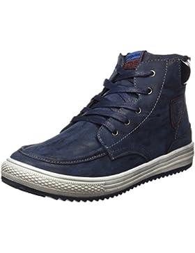 Conguitos Jungen Hi126813 Plissierte Stiefel