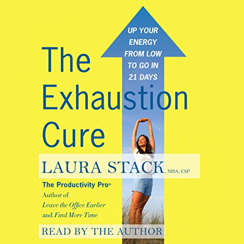 The Exhaustion Cure  Audiolibri