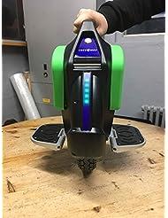 Airwheel Cozyswan negro autoadhesivas de ampliación de equilibrio monociclo eléctrico patinete 9,8 kg X3