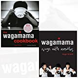 Wagamama Cookbook and Wagamama Ways With Noodles 2 Books Collection Set By Hugo Arnold