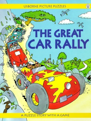 The Great Car Rally (Usborne Picture Puzzles) by Rosie Heywood (1999-12-20)