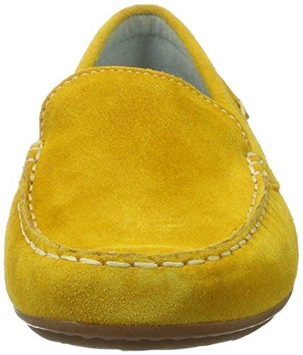 Sioux Muita, Mocassins (loafers) femme Gelb (Wheat)