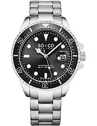 Reloj SO & CO New York para Hombre 5347.1