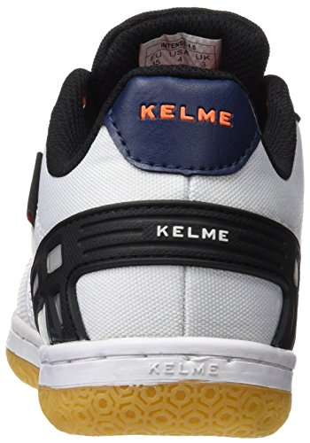 Kelme - Intense 4.0, Scarpe da calcio Unisex – Adulto Blanco (bianco)