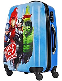 GAMME Marvel Force 55 cms Polycarbonate Multicolor Hardsided Cabin Luggage (GM17RGT036)