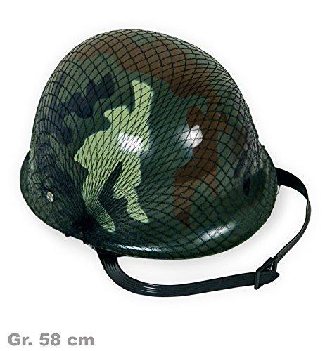 Tarn - Helm - Spielzeug Soldat Kostüm Hut