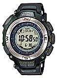 Casio Sport Unisex-Armbanduhr Pro-Trek-Funk-Solar-Kollektion Digital Quarz PRW-1500-1VER