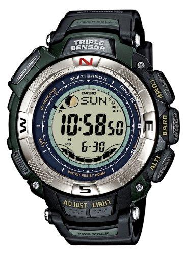 Casio PRO TREK Unisex Watch PRW-1500-1VER