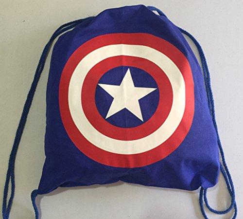 Imagen de  saco capitán america