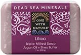 Best One With Nature Lilacs - One With Nature Lilac Dead Sea Mineral Soap Review