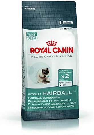 Royal Canin : Croquettes Feline Care Hairball 34: 400g